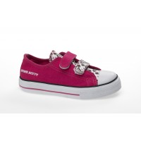 MISS SIXTY fuxia low sneakers